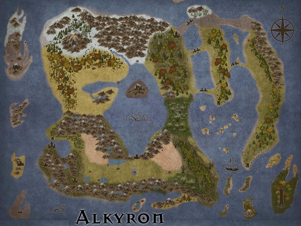 Alkyron picture